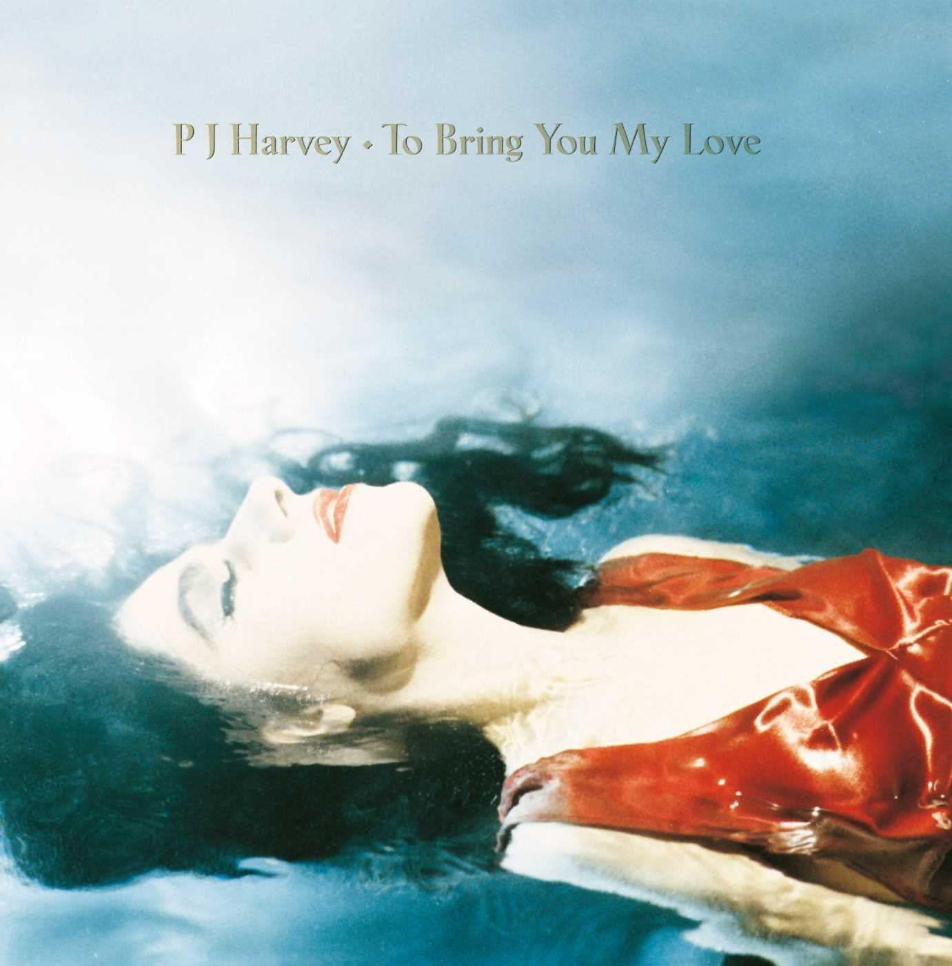 0602508964732 Island  PJ Harvey To Bring You My Love (LP)